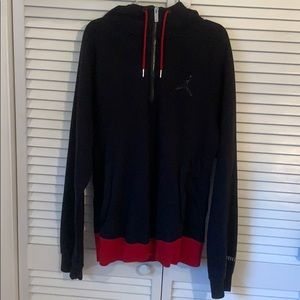 Air Jordan Soft Quarter ZIP Sweatshirt